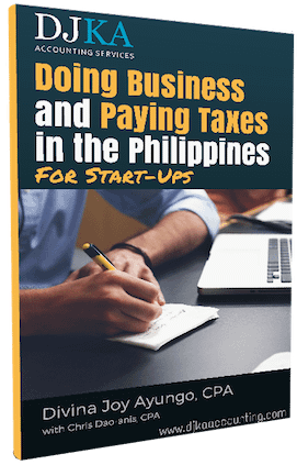 dsjka-doing business and paying taxes in the philippines